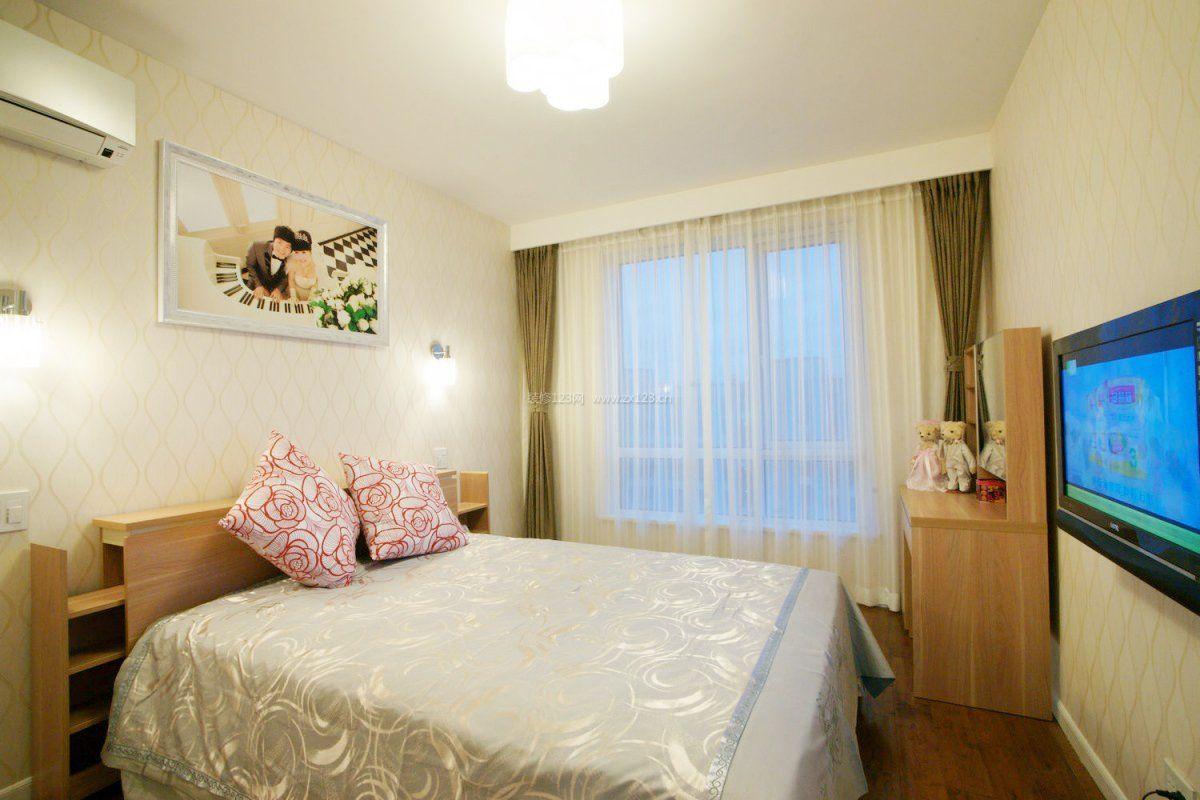 农村婚房卧室装修效果图