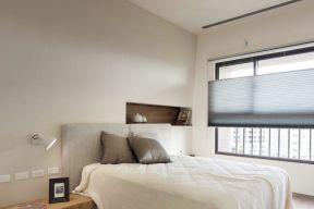 70平方房子設計圖 臥室床頭燈
