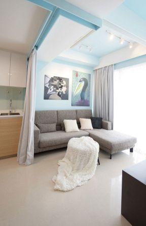 70平方房子設計圖 窗簾設計欣賞