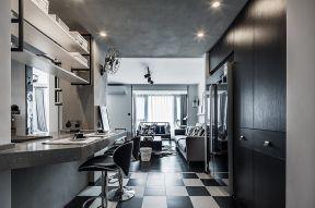 70平方房子設計圖  開放式廚房餐廳設計