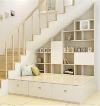 楼梯储物间怎么装修 楼梯储物间装修要点