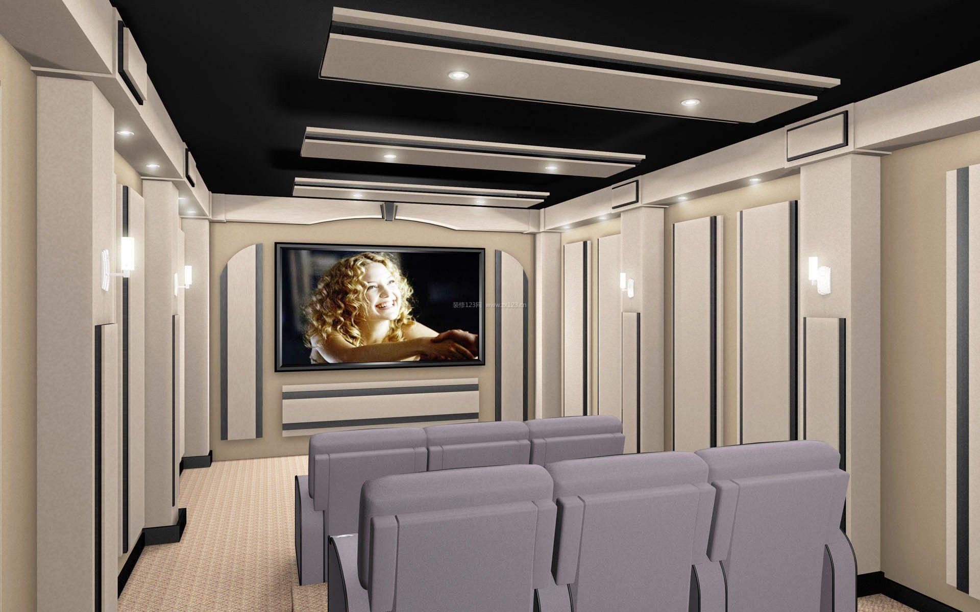 3d影视墙室内设计效果图大全