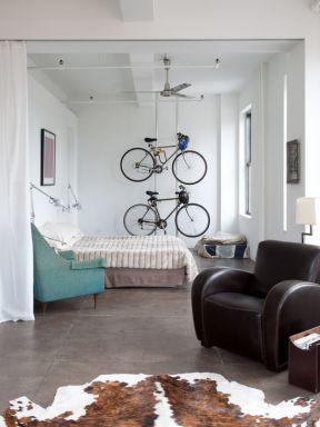 青年单身公寓装修设计图