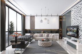 单身公寓室内装修设计效果图大全