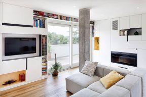 单身公寓室内装修设计图片大全