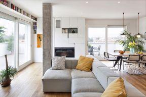 单身公寓室内装修设计图