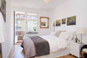 单身公寓卧室装修设计图