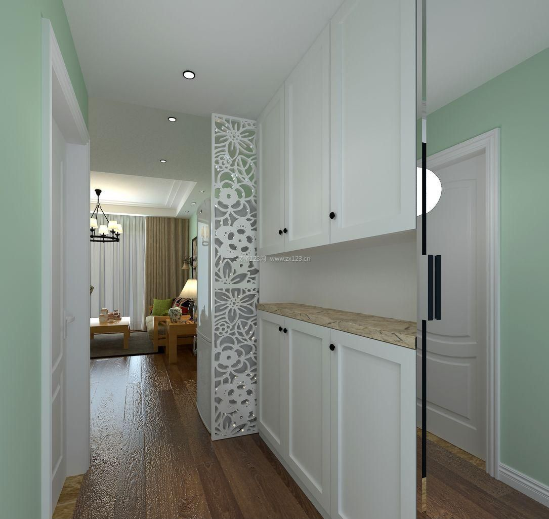 家装效果图 现代 现代简约走廊过道吊顶装修效果图欣赏 提供者:   ←图片