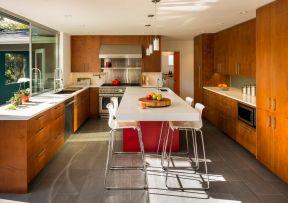 農村兩層房屋設計圖 廚房櫥柜設計圖