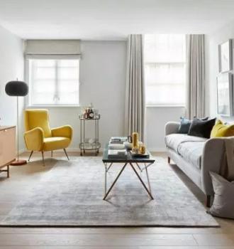 设计不将就,谁说公寓不需要逼格!