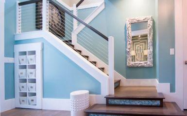 实木楼梯与钢木楼梯哪个好 实木楼梯与钢木楼梯对比