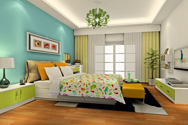 女生卧室设计小户型