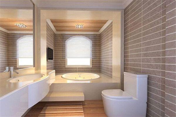 田园卫生间瓷砖颜色 卫生间瓷砖颜色搭配技巧