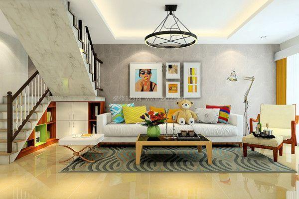 客廳裝飾畫風水