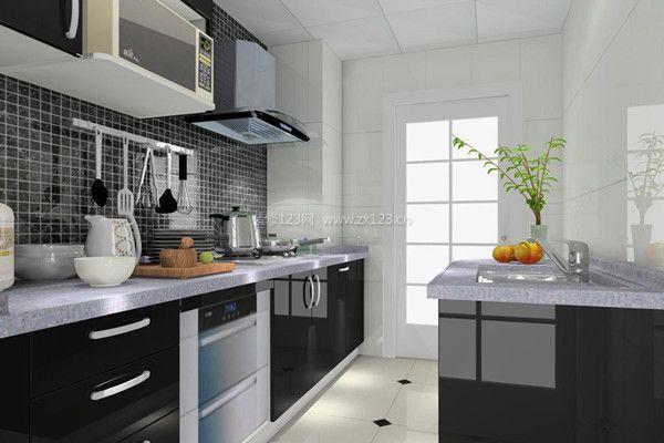 開放式廚房怎么隔斷