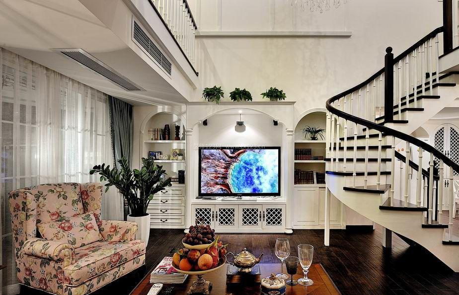 最新房屋室内影视墙装修效果图大全