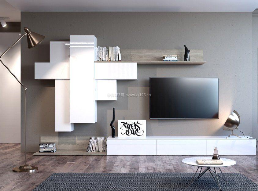简约电视柜装修效果图大全图片
