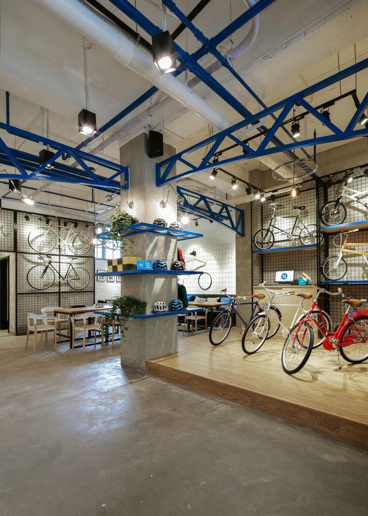最新个性咖啡店室内装修效果图大全