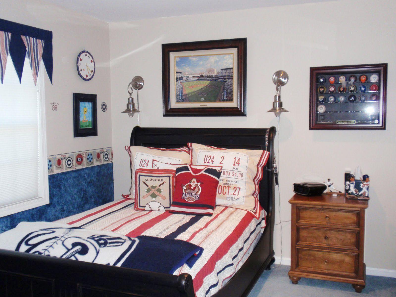 50平方男生卧室装修效果图片图片