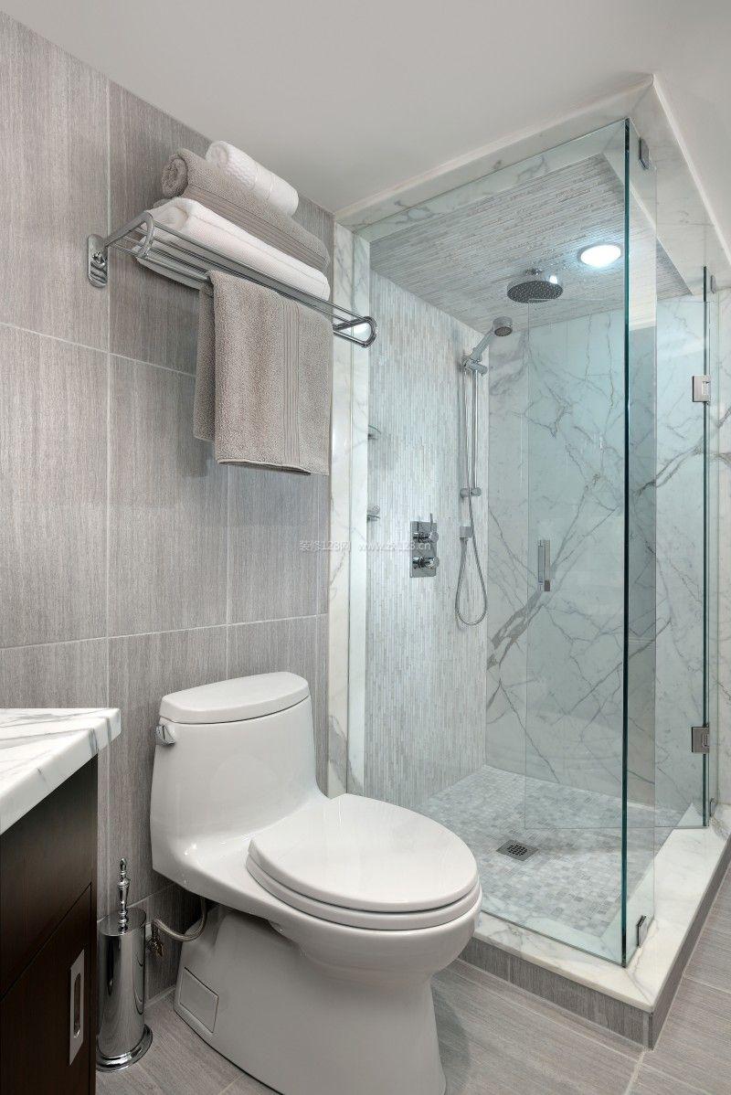 卫生间装修设计样板间