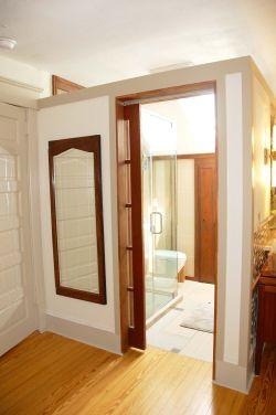 上海厕所门_房屋厕所门装修效果图集