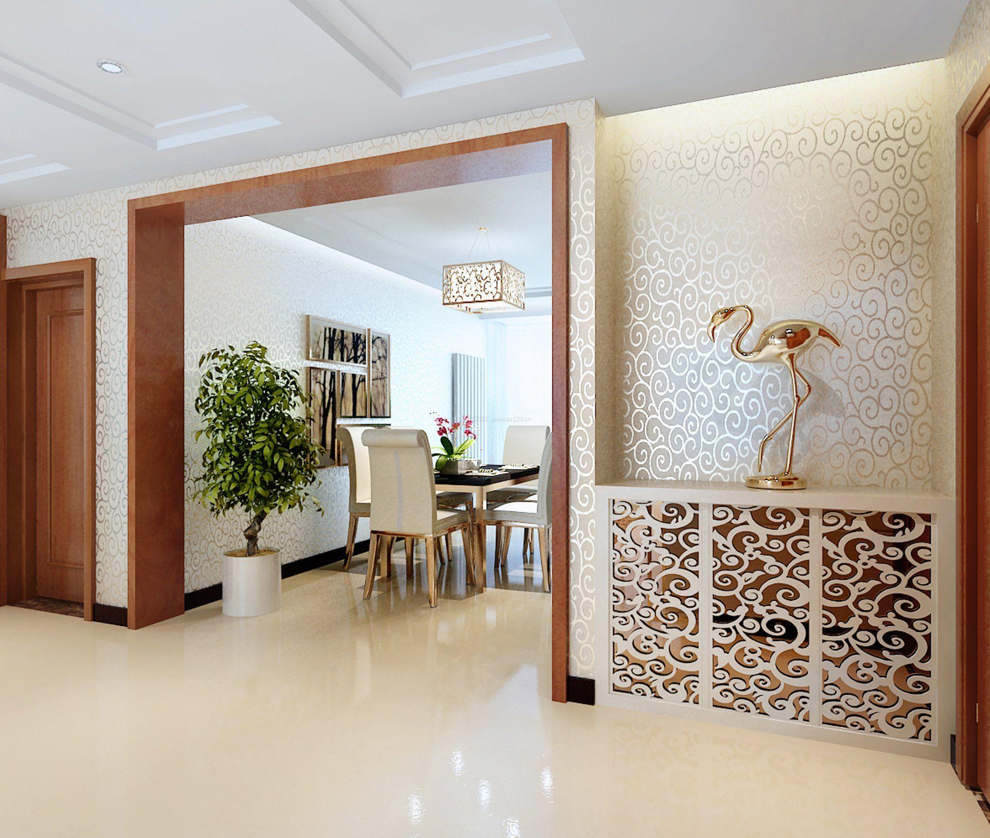 现代室内墙壁柜装修效果图片大全