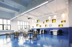 辦公室室內地面設計裝修效果圖片