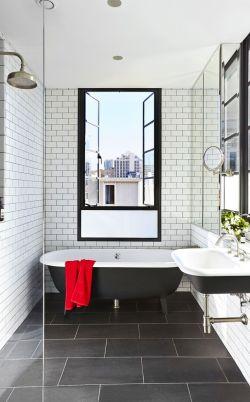 黑白风格普通家庭客厅装修设计图