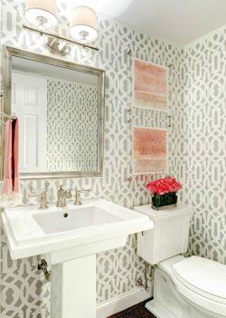 小卫生间洗手池设计图