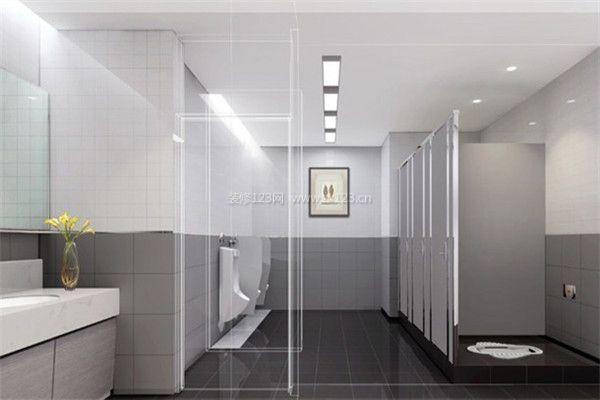 卫生间隔断安装步骤 卫生间隔断施工注意事项