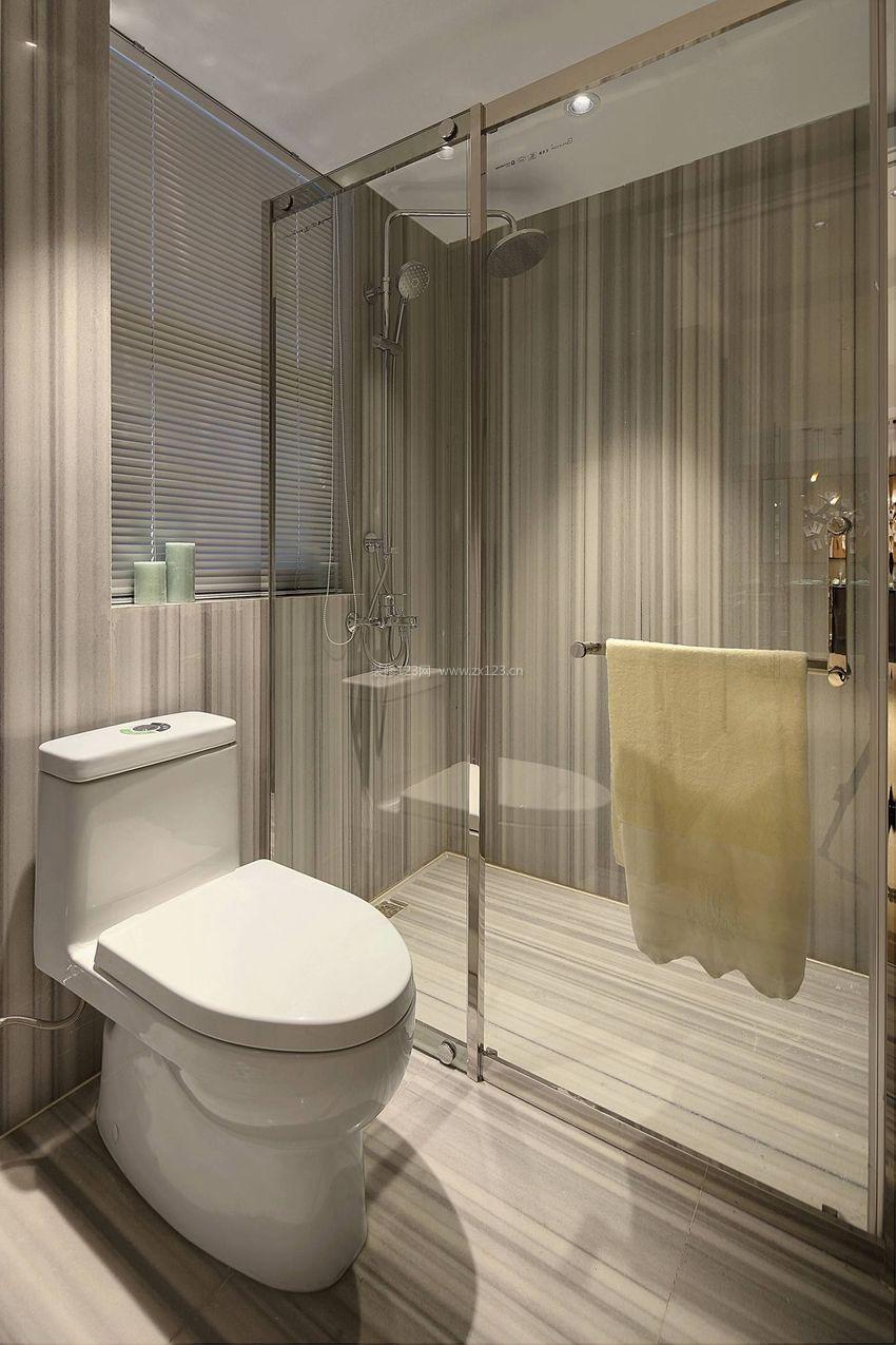 厕所 家居 设计 卫生间 卫生间装修 装修 850_1275 竖版 竖屏