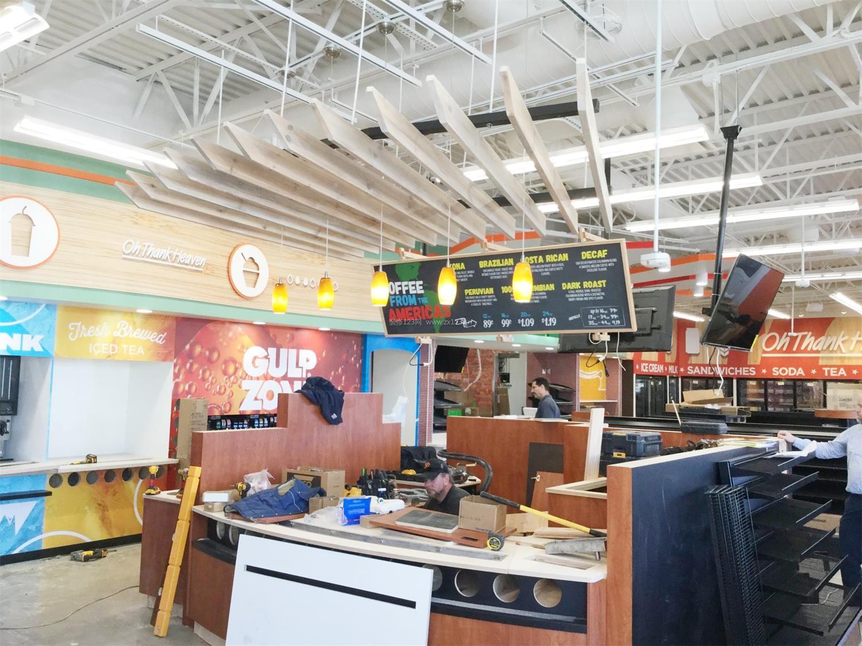 711便利店吊顶设计效果图片图片