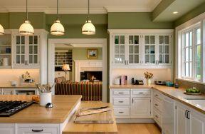 彩色墻面漆效果圖 歐式廚房效果圖