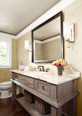 家庭水吧台装修效果图图片