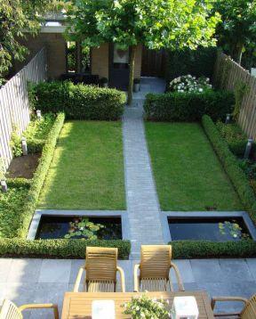 最新私家别墅庭院设计装修效果图