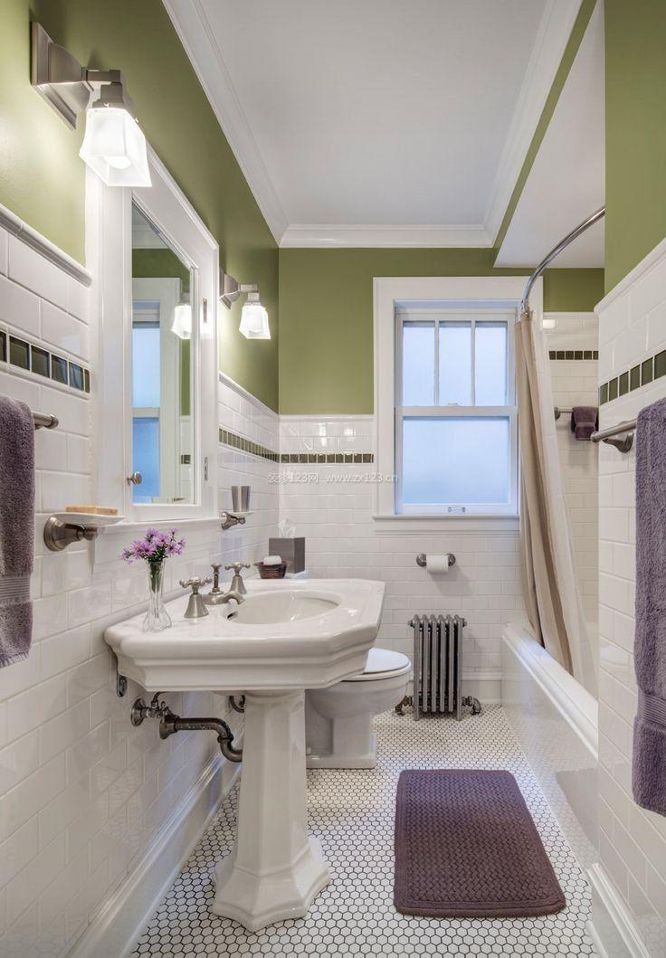小户型家装浴室装修效果图