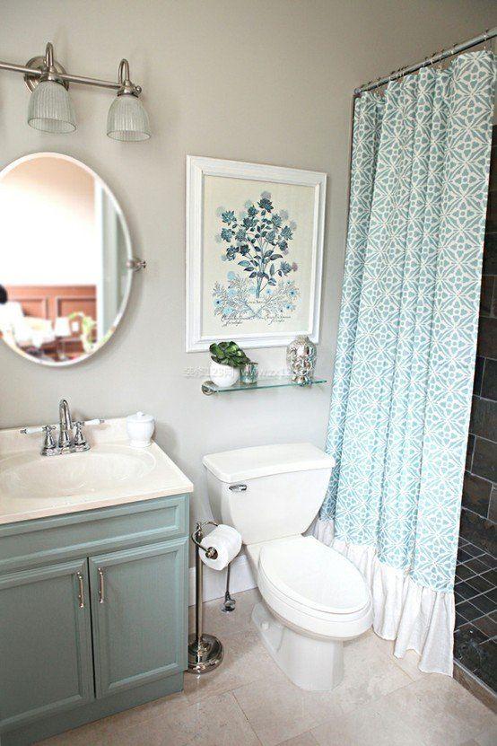 小户浴室装修效果图