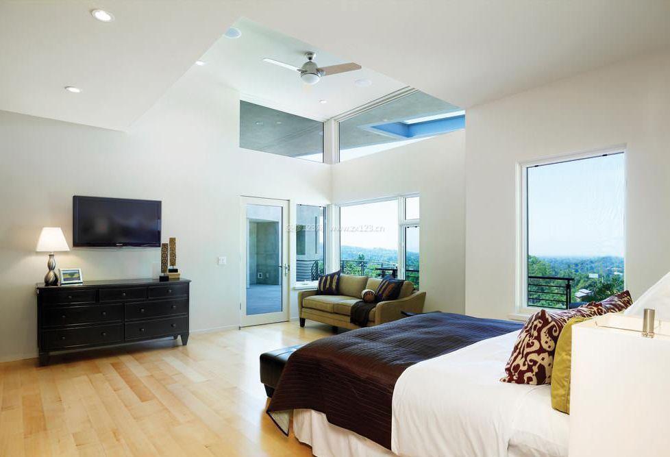 公寓式住宅室内装修效果图片大全