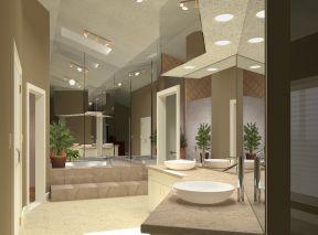 衛生間安裝效果圖 豪華別墅設計