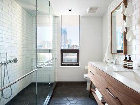 白色卫生间瓷砖-装修123网效果图大全 【第2页】
