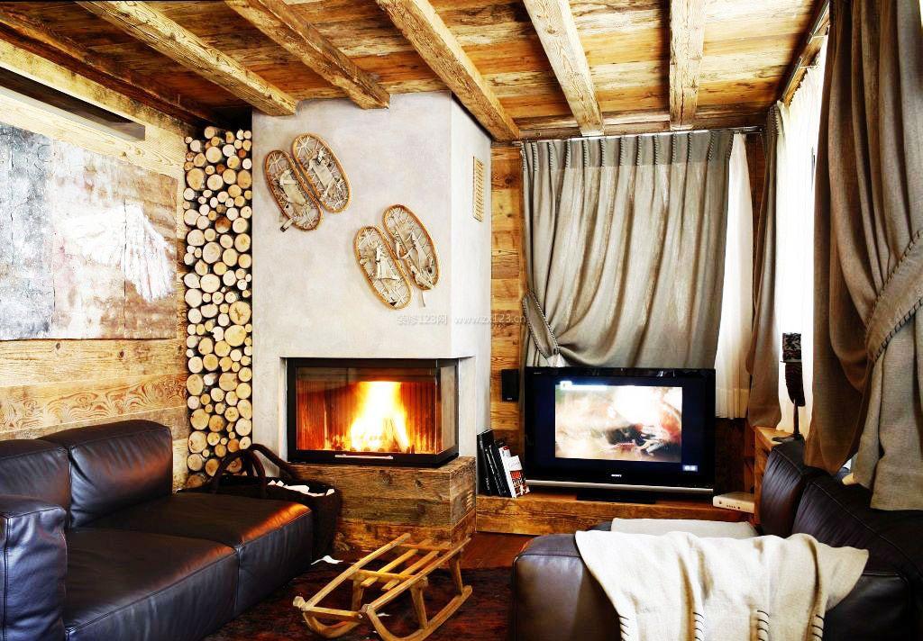新农村房子小型室内装修设计图图片