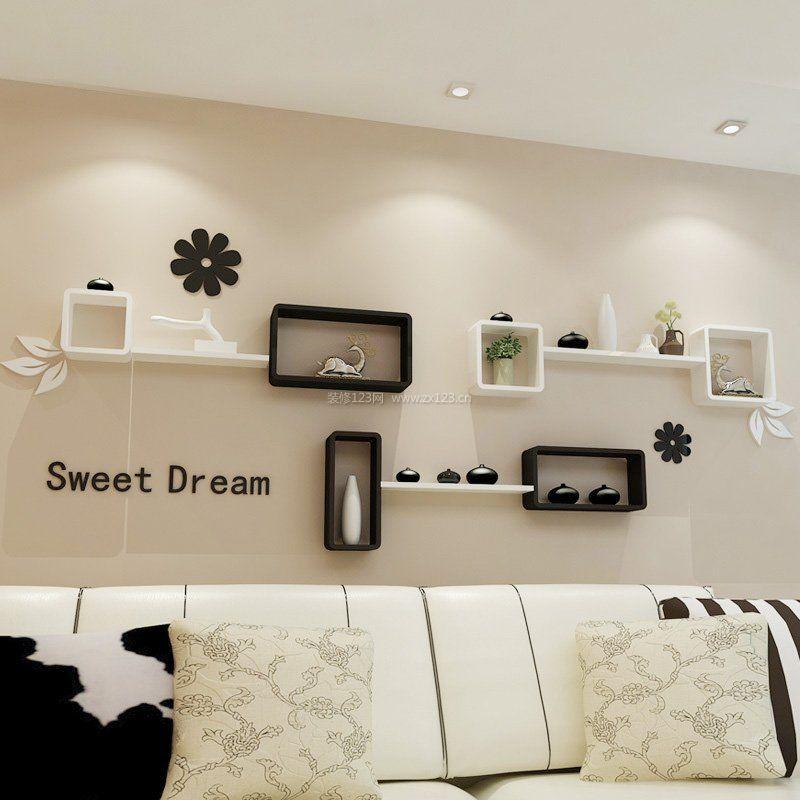 暖色背景墙家居装饰素材免费下载千图网www.58pic.