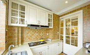 新农村房子设计图 厨房墙面瓷砖图片