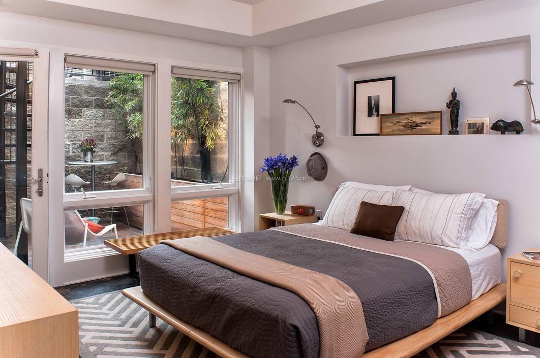 交换空间卧室装修图集