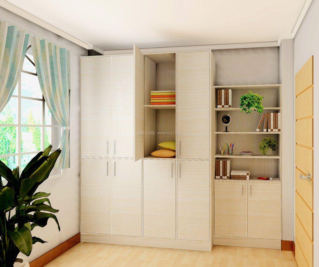 壁柜装修效果图现代简约风格