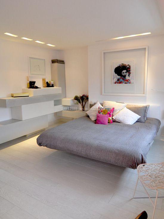 家庭交换空间卧室装修图片欣赏