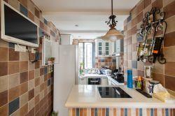 新房廚房墻磚裝修效果圖