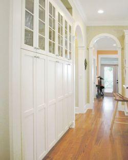 纯欧式客厅室内门洞装修设计效果图