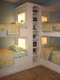 家庭交换空间卧室装修效果图片欣赏