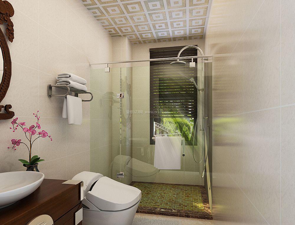 toto卫浴室内吊顶设计图片